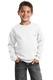 Port & Company ®  - Youth Core Fleece Crewneck Sweatshirt.  PC90Y