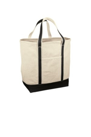 Red House ®  - Medium Heavyweight Canvas Tote. RH34