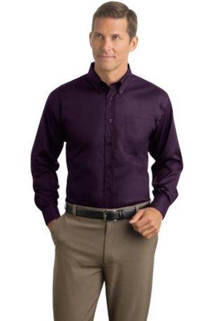 Red House ®  - Herringbone Non-Iron Button-Down Shirt. RH38