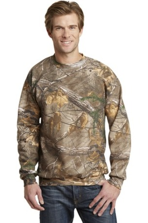 Russell Outdoors ™  Realtree ®  Crewneck Sweatshirt. S188R