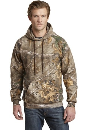Russell Outdoors ™  - Realtree ®  Pullover Hooded Sweatshirt. S459R