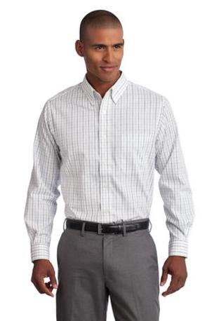 Port Authority ®  Tattersall Easy Care Shirt. S642