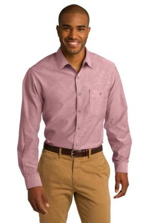 DISCONTINUED  Port Authority ®  Chambray Shirt. S653