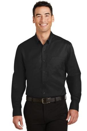 Port Authority ®  SuperPro -  Twill Shirt. S663