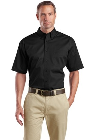 CornerStone ®  - Short Sleeve SuperPro -  Twill Shirt. SP18