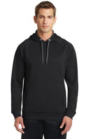 Sport-Tek ®  Tech Fleece Hooded Sweatshirt. ST250