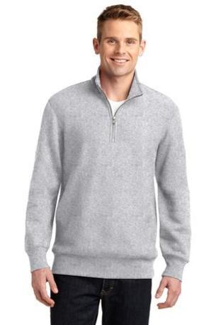 Sport-Tek ®  Super Heavyweight 1/4-Zip Pullover Sweatshirt. ST283