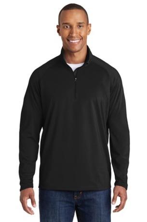 Sport-Tek ®  Sport-Wick ®  Stretch 1/2-Zip Pullover. ST850
