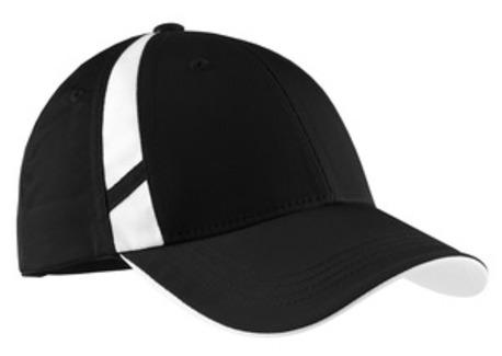 Sport-Tek ®  Dry Zone ®  Mesh Inset Cap. STC12