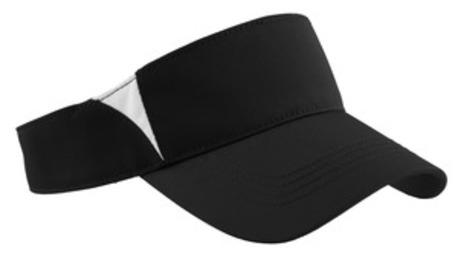 Sport-Tek ®  Dry Zone ®  Colorblock Visor.  STC13