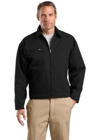 CornerStone ®  Tall Duck Cloth Work Jacket. TLJ763