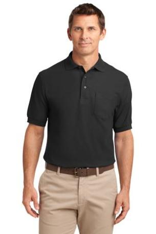 Port Authority ®  Tall Silk Touch- Polo with Pocket. TLK500P