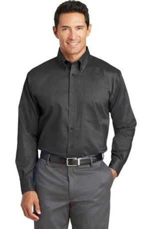 Red House ®  Tall Nailhead Non-Iron Shirt. TLRH37