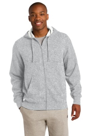 Sport-Tek ®  Tall Full-Zip Hooded Sweatshirt. TST258