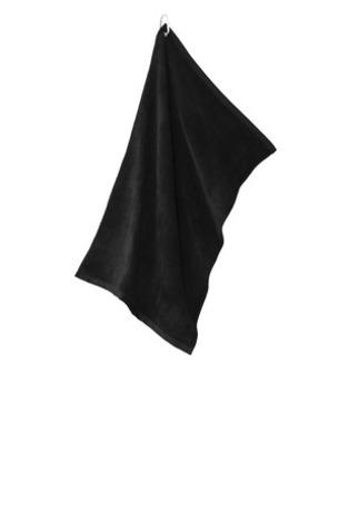 Port Authority ®  Grommeted Microfiber Golf Towel. TW530