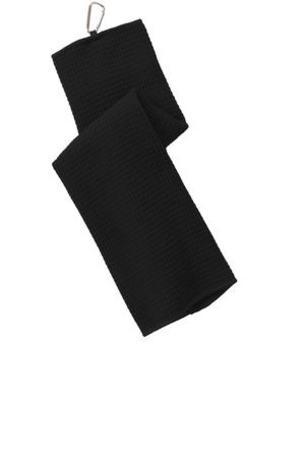 Port Authority ®  Waffle Microfiber Golf Towel. TW60