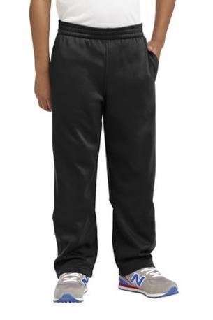 Sport-Tek ®  Youth Sport-Wick ®  Fleece Pant. YST237