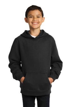 Sport-Tek ®  Youth Pullover Hooded Sweatshirt. YST254