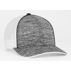 Hat - Heather Mesh 106c