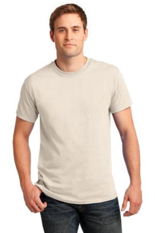 Gildan ®  - Ultra Cotton ®  100% Cotton T-Shirt.  2000