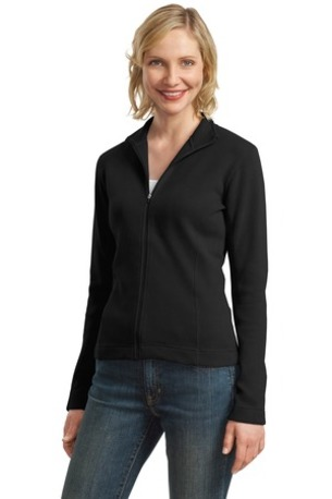 Port Authority ®  Ladies Flatback Rib Full-Zip Jacket.  L221