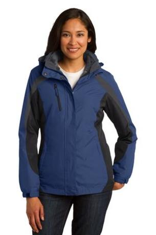 Port Authority ®  Ladies Colorblock 3-in-1 Jacket. L321