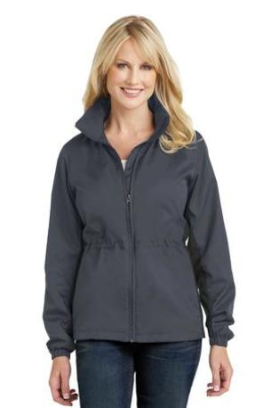 Port Authority ®  Ladies Core Colorblock Wind Jacket. L330