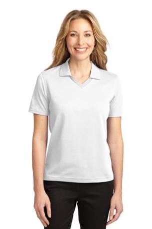 Port Authority ®  Ladies Rapid Dry- Polo.  L455