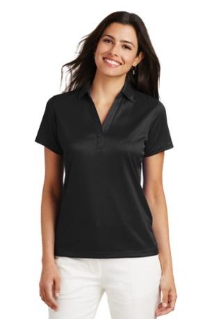 Port Authority ®  Ladies Performance Fine Jacquard Polo. L528