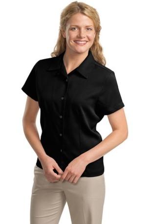 Port Authority ®  Ladies Easy Care Camp Shirt.  L535