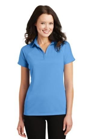 Port Authority ®  Ladies Crossover Raglan Polo. L575