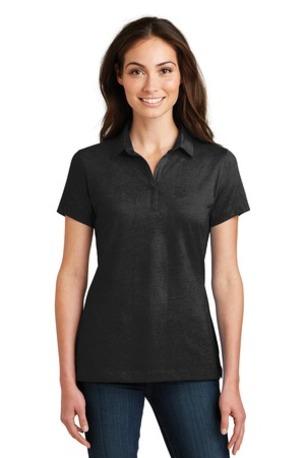 Port Authority ®  Ladies Meridian Cotton Blend Polo. L577