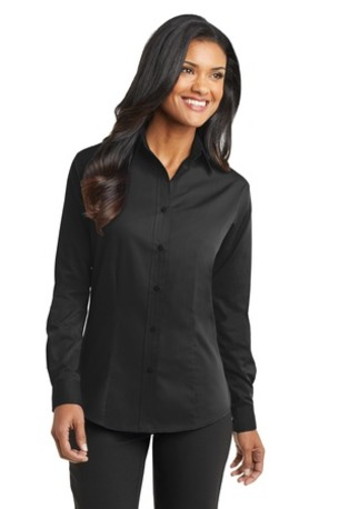 Port Authority ®  Ladies Tonal Pattern Easy Care Shirt. L613
