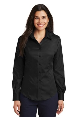 Port Authority ®  Ladies Non-Iron Twill Shirt.  L638