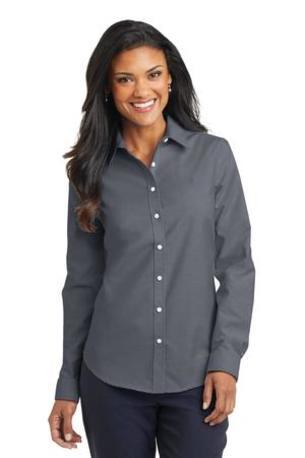 Port Authority ®  Ladies SuperPro -  Oxford Shirt. L658