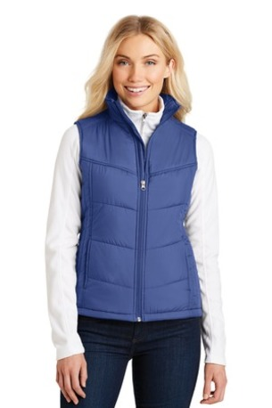 Port Authority ®  Ladies Puffy Vest. L709