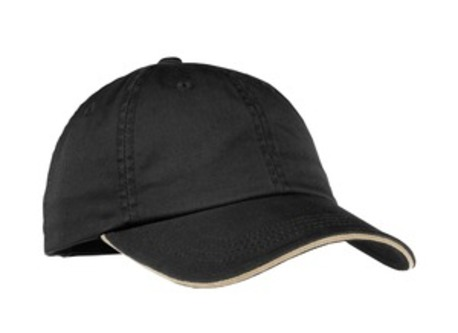 Port Authority ®  Ladies Sandwich Bill Cap with Striped Closure. LC830
