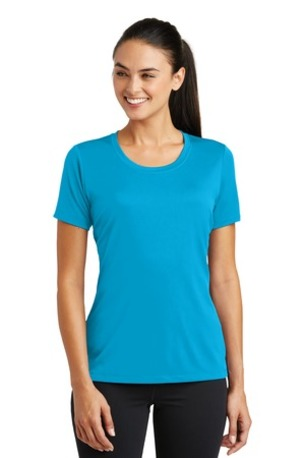 Sport-Tek ®  Ladies PosiCharge ®  Tough Tee - . LST320