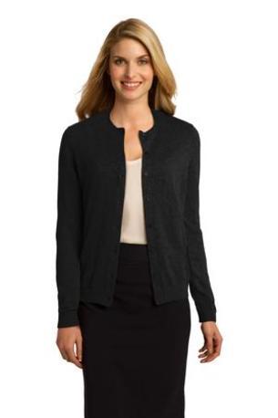 Port Authority ®  Ladies Cardigan Sweater. LSW287