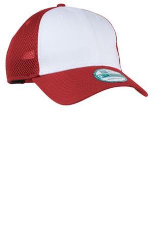 New Era ®  - Snapback Contrast Front Mesh Cap. NE204